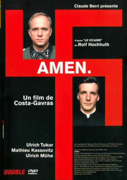 French DVDs - Amen