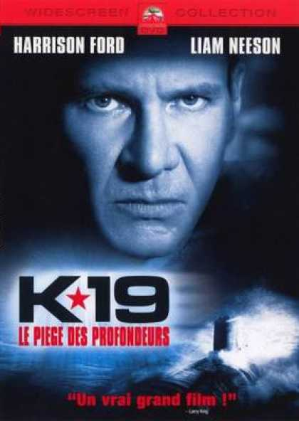 French DVDs - K19: The Widowmaker