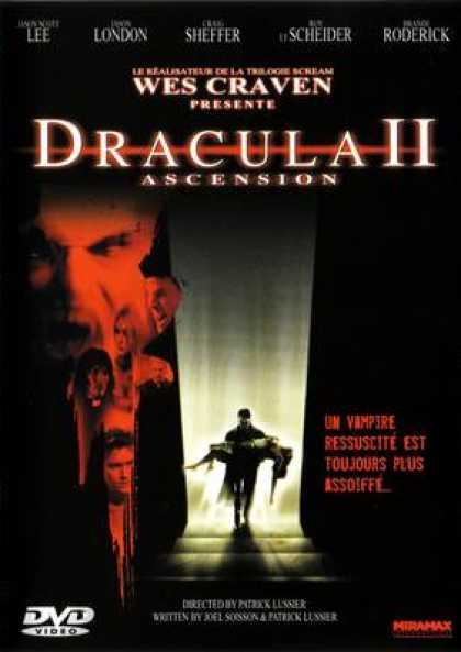 French DVDs - Dracula II Ascension