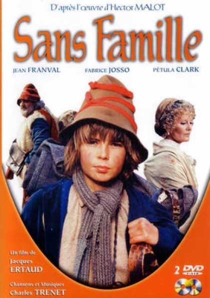 French DVDs - Sans Famille
