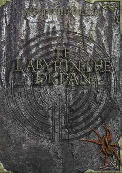 French DVDs - Labyrinth De Pan