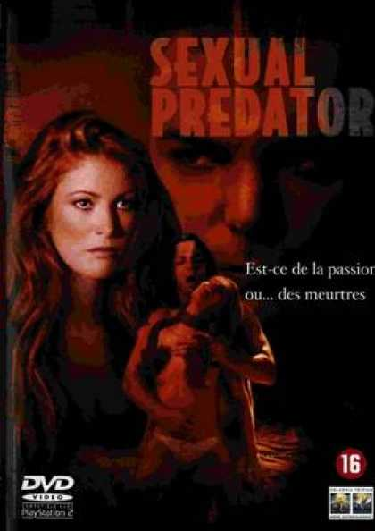 French DVDs - Sexual Predator
