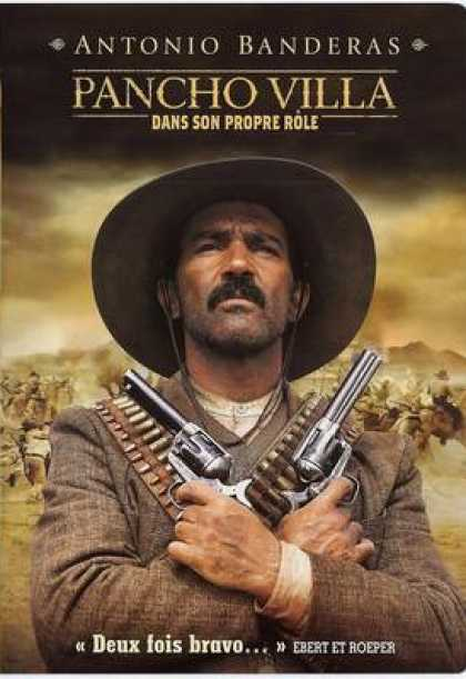 French DVDs - Pancho Villa