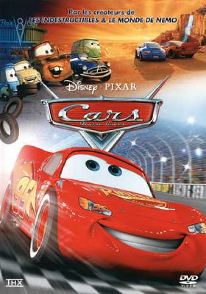 French DVDs - Cars