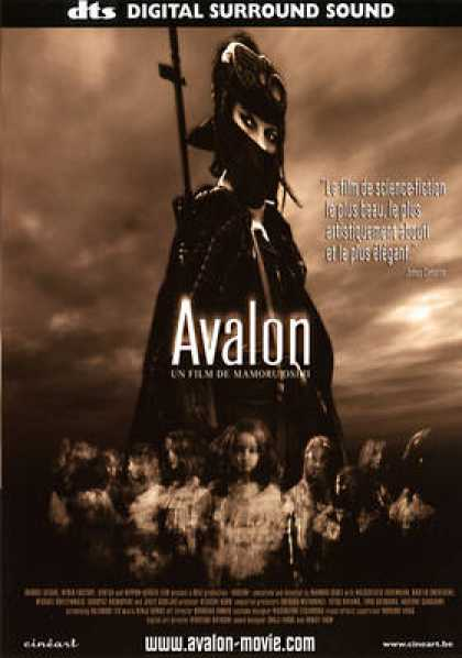 French DVDs - Avalon