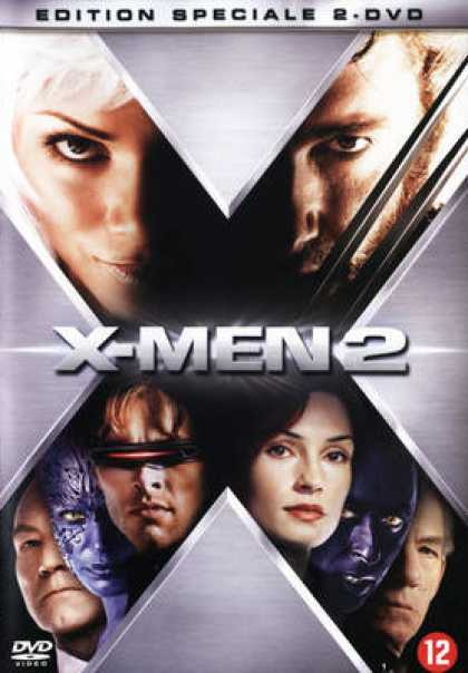 French DVDs - X-Men 2 FRENCH R2 (2 DISC)
