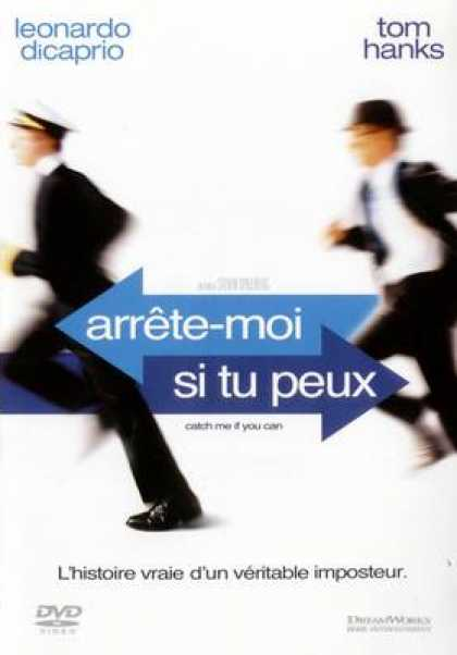 French DVDs - Catch Me If You Can