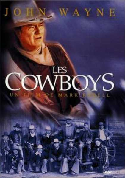 French DVDs - The Cowboys French Dvd