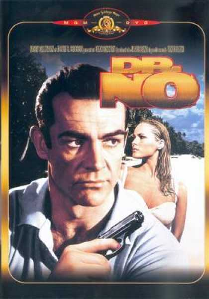 French DVDs - 007 James Bond: Dr. No