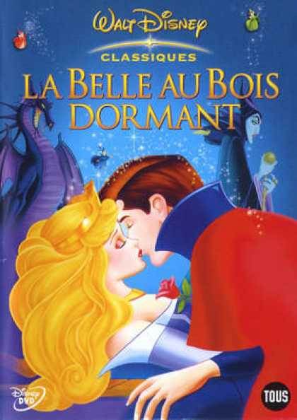 French DVDs  La Belle Au Bois Dormant ~ La Belle Au Bois Dormant Dvd