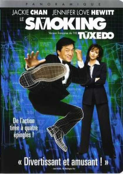 French DVDs - The Tuxedo