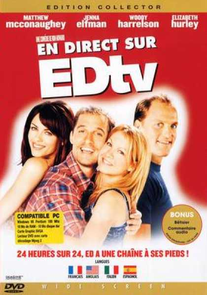 French DVDs - EDtv
