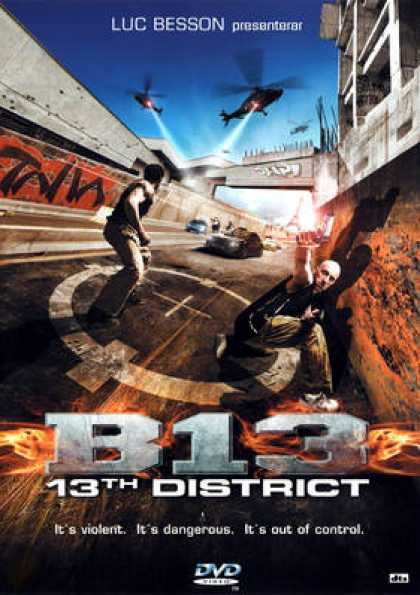 French DVDs - B13