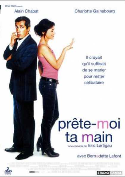 French DVDs - Prete Moi Ta Main 2006