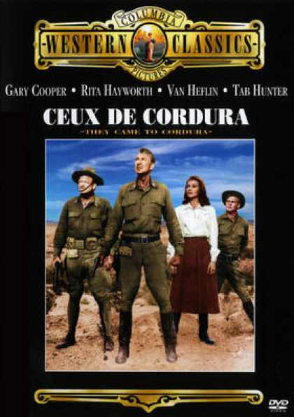 French DVDs - Ceux De Cordura