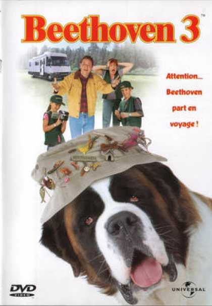 French DVDs - Beethoven 3