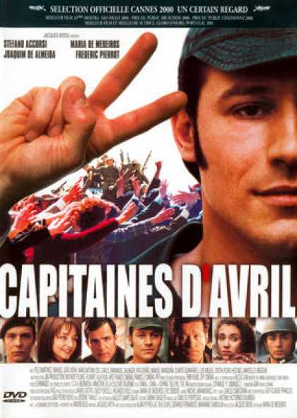 French DVDs - Capitaines D Avril