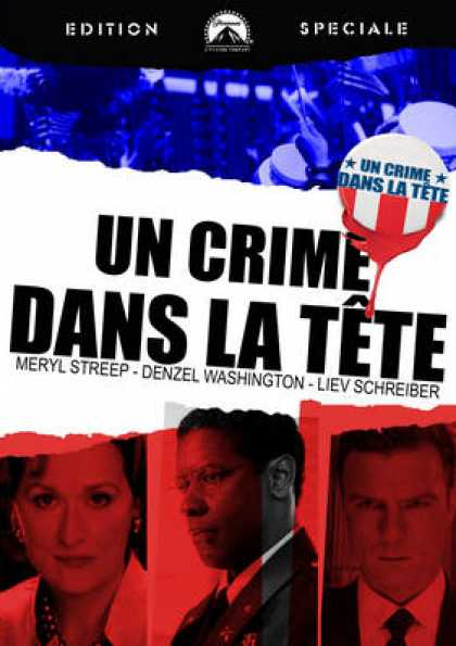 French DVDs - The Manchurian Candidate