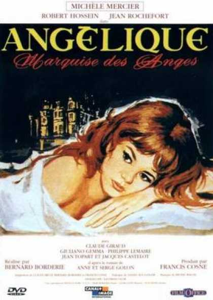 French DVDs - Angelique