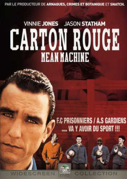 French DVDs - Mean Machine