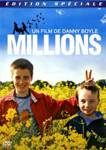 French DVDs - Millions