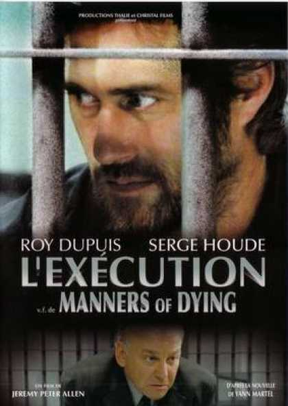 French DVDs - L'execution