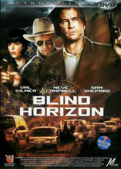French DVDs - Blind Horizon