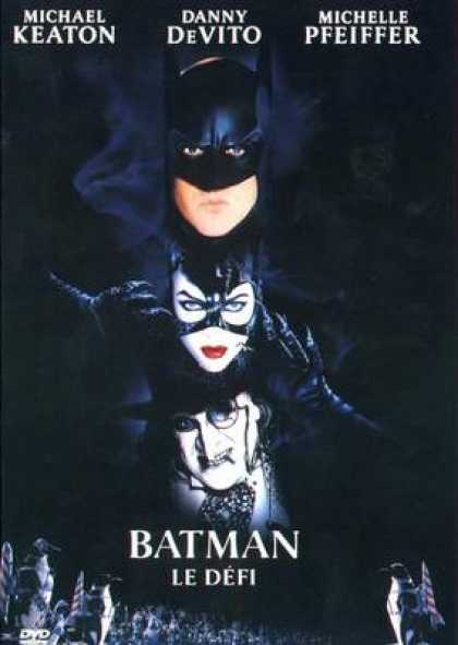 French DVDs - Batman Returns