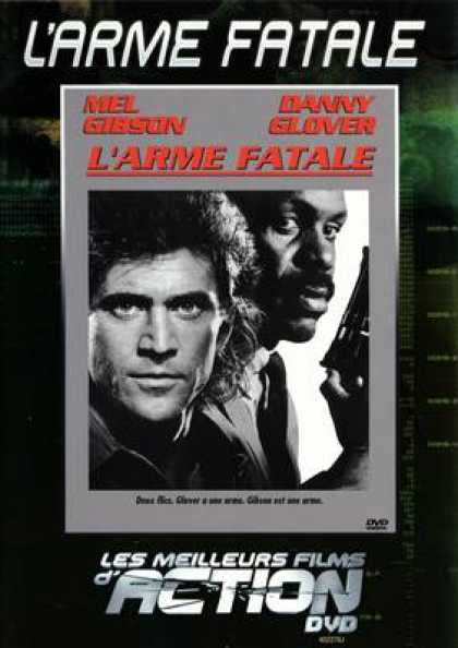 French DVDs - Lethal Weapon