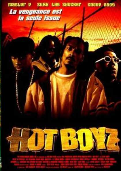 French DVDs - Hot Boyz
