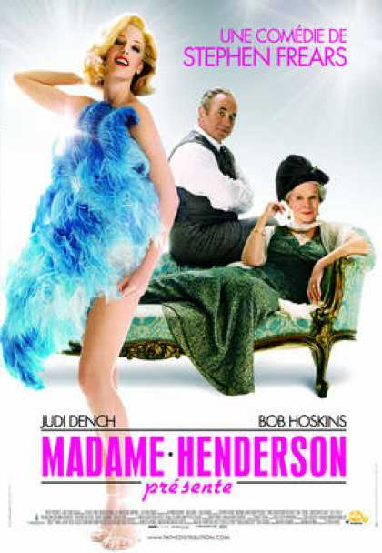 French DVDs - Mrs. Henderson Presents