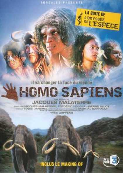 French DVDs - Homosapiens