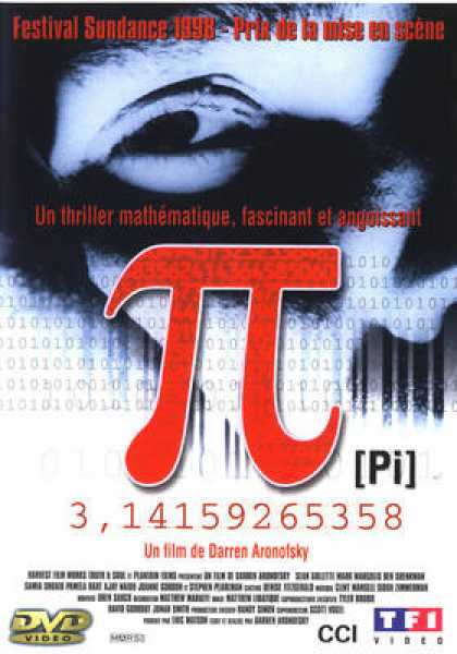 French DVDs - Pi