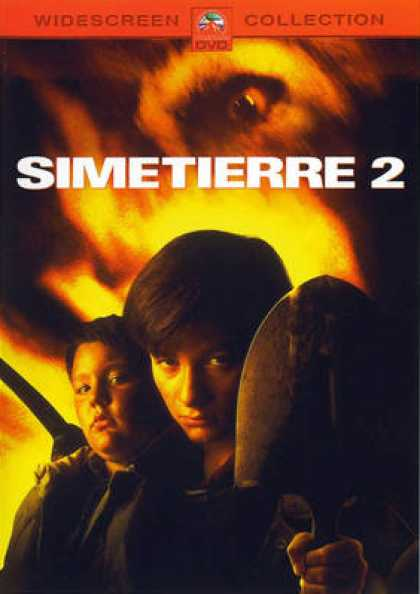 French DVDs - Simetierre 2