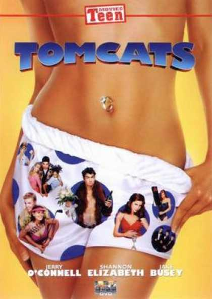 French DVDs - Tomcats