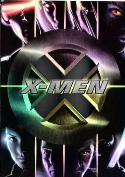 French DVDs - X-Men 1