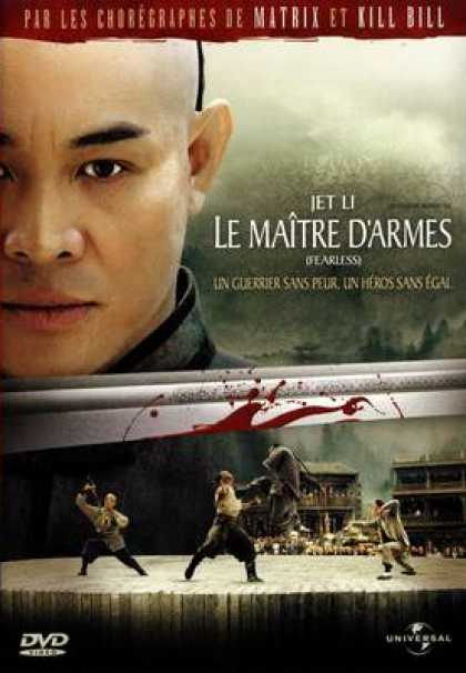 French DVDs - La Maître D'armes
