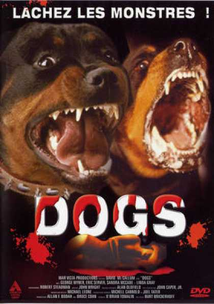 French DVDs - Dogs