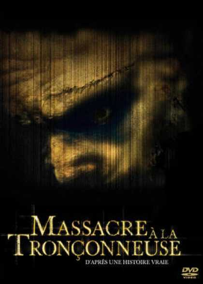 French DVDs - The Texas Chainsaw Massacre