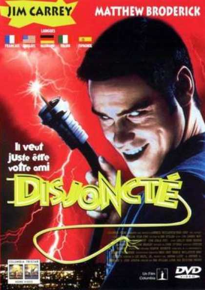 French DVDs - The Cable Guy