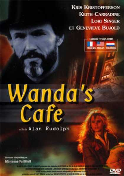 French DVDs - Wanda's Cafe