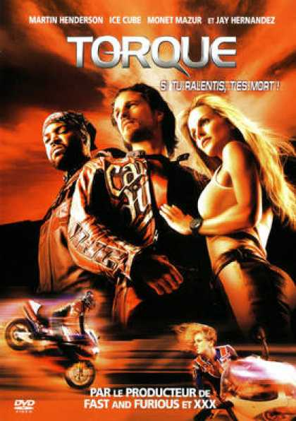 French DVDs - Torque
