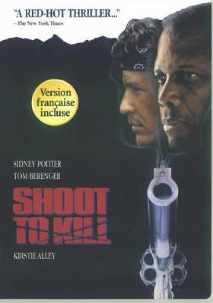 French DVDs - Shoot To Kill French Canadian