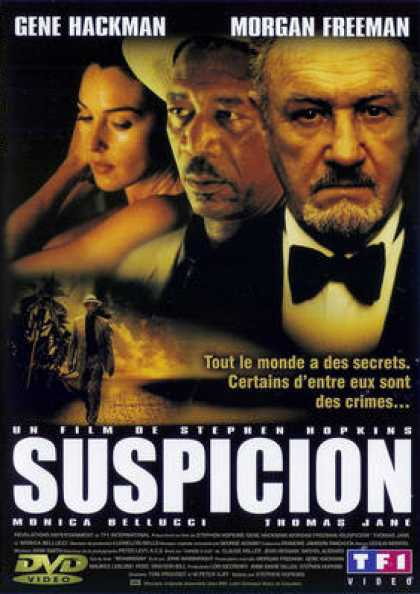 French DVDs - Suspicion