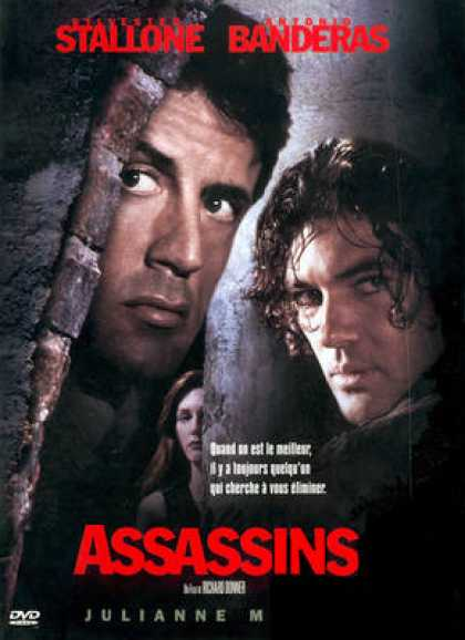 French DVDs - Assassins