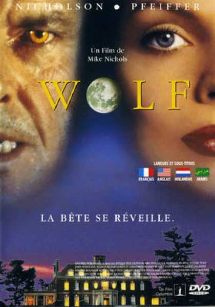 French DVDs - Wolf