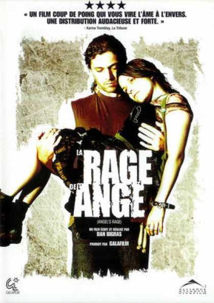French DVDs - Angels Rage