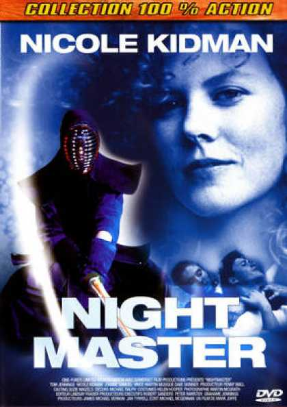 French DVDs - Night Master