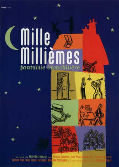 French DVDs - Mille Milliemes