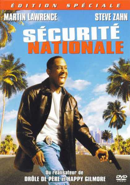 French DVDs - National Security